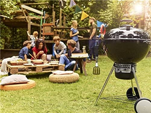 barbecue charbon de bois Weber Master-Touch GBS